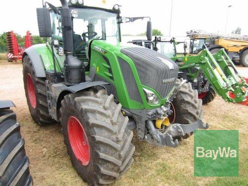 Fendt 828 Vario S4 Profi Year of Build 2018 4WD