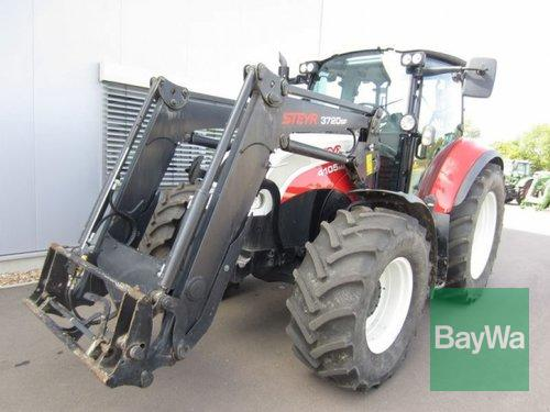Steyr 4105 Multi Front Loader Year of Build 2016