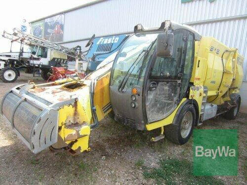 Sgariboldi Gulliver 5014 Trak Έτος κατασκευής 2012 Großweitzschen