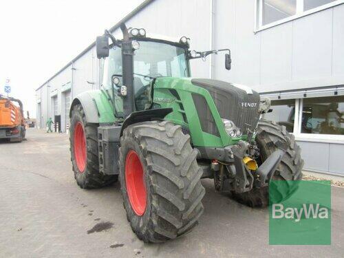 Fendt 828 Vario SCR Profi Plus Årsmodell 2010 4-hjulsdrift