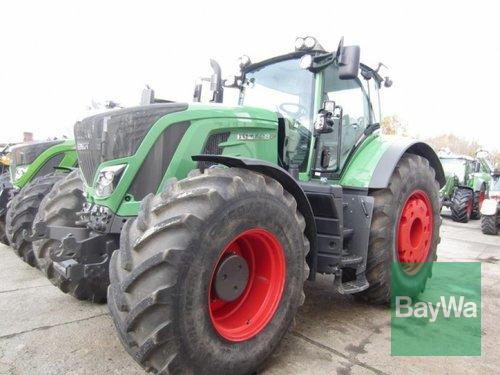 Fendt 939 Vario S4 Profi Plus Год выпуска 2016 Großweitzschen