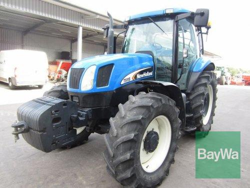 New Holland TS 115 A Baujahr 2005 Allrad