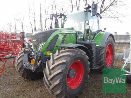 Fendt 720 Vario S4 Profi Year of Build 2019 4WD