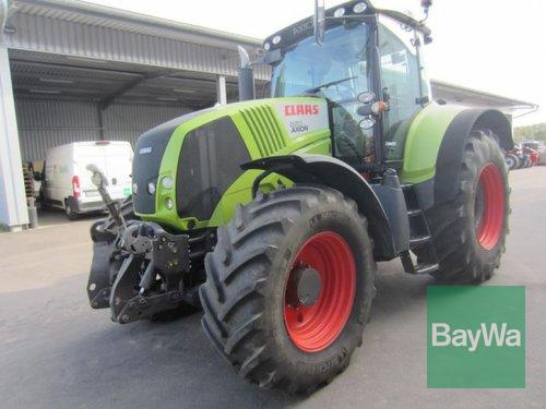 Claas Axion 820 Cmatic Årsmodell 2012 4-hjulsdrift