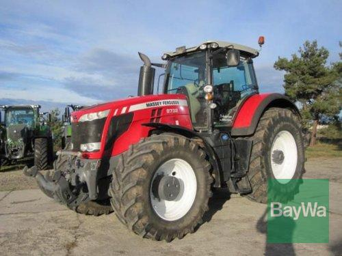 Massey Ferguson MF 8732 Dyna-VT Exclusive Year of Build 2015 4WD