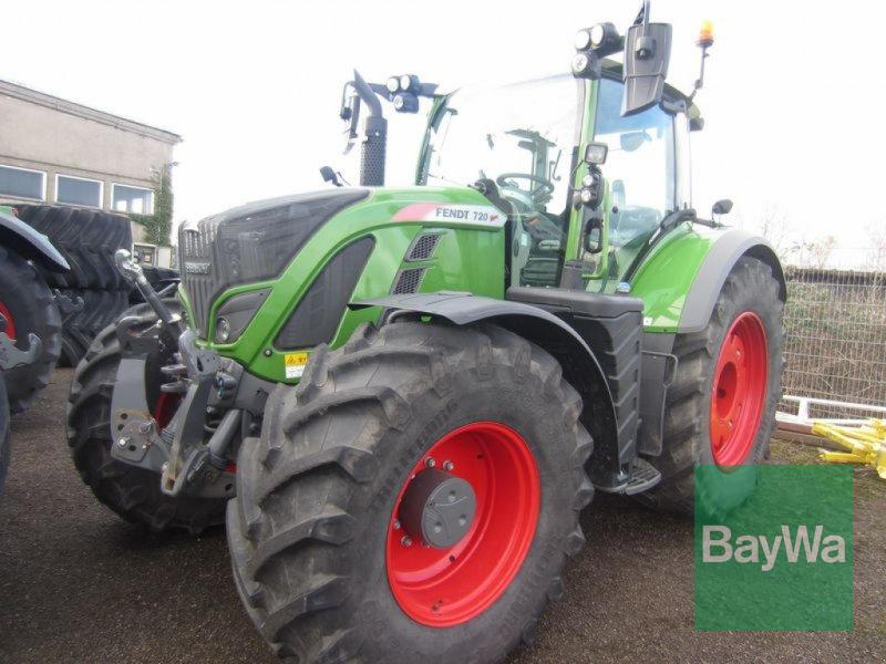 Fendt 720 VARIO S4 POWER VERSION