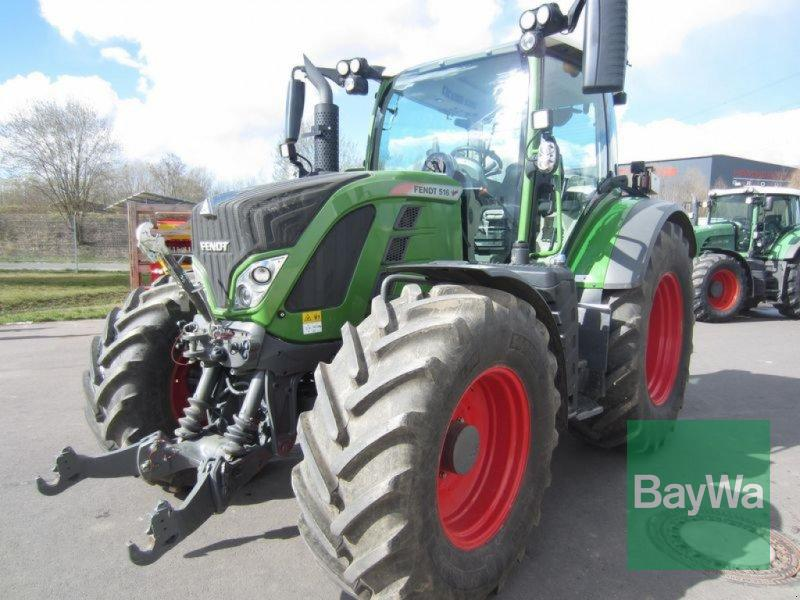 Fendt 516 VARIO S4 PROFI PLUS