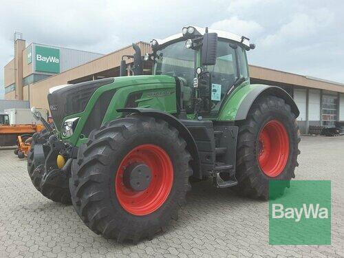 Fendt 939 Vario S4 Profi Plus Año de fabricación 2014 Accionamiento 4 ruedas
