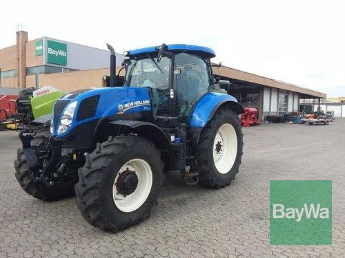New Holland T 7.210 Baujahr 2014 Allrad