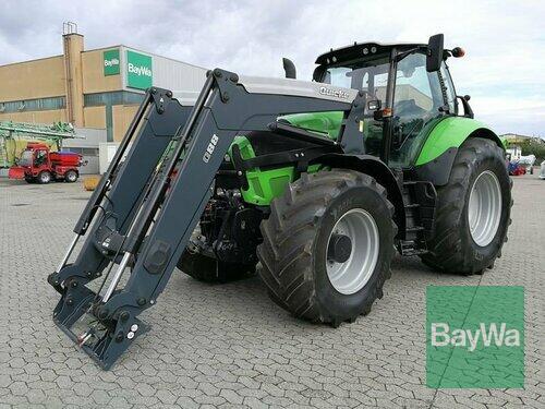 Deutz-Fahr Agrotron 7210 Rok produkcji 2012 Czterokolowy
