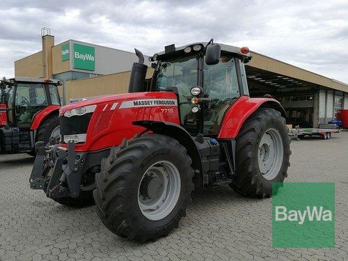 Massey Ferguson MF 7718 Dyna-6 Efficient Årsmodell 2016 4-hjulsdrift