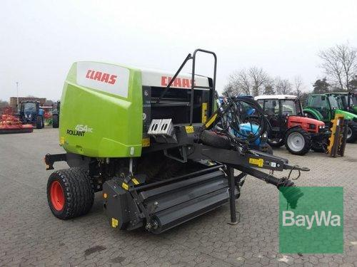 Claas Rollant 454 RC Baujahr 2013 Manching
