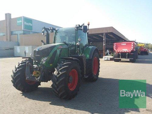 Fendt 716 Vario S4 Year of Build 2016 4WD