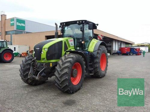 Claas Axion 920 Cmatic Årsmodell 2013 4-hjulsdrift