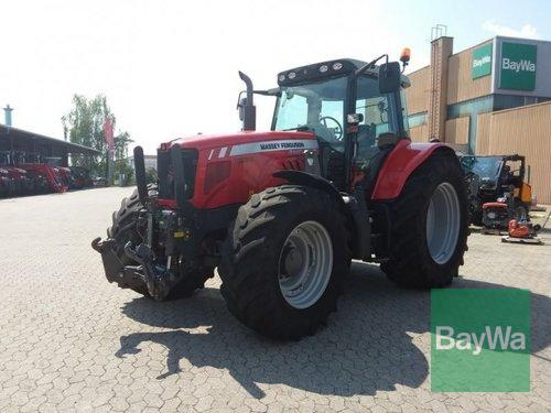 Massey Ferguson Traktor Mf7480 Dyna-Vt Baujahr 2011 Allrad