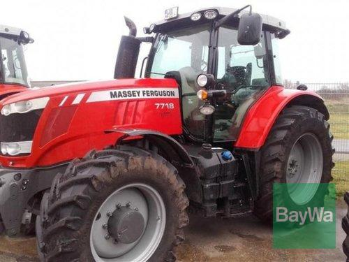 Massey Ferguson MF 7718 Dyna-6 Efficient Année de construction 2016 Manching