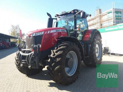 Massey Ferguson 8735dyna-Vt Exclusive Gpsready Årsmodell 2014 4-hjulsdrift