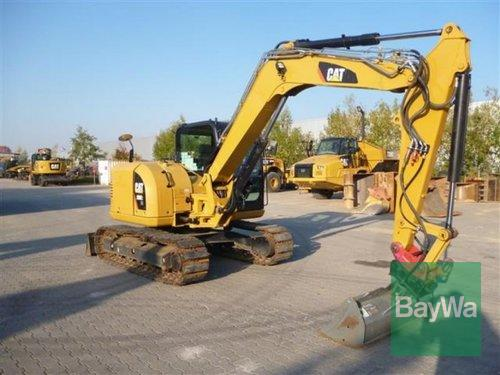 Caterpillar 308 Ecr Byggeår 2014 Manching