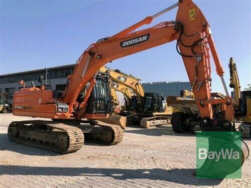 Doosan Dx 180 Lc Rok výroby 2012 Manching