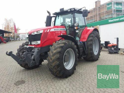 Massey Ferguson MF 7718 Dyna-6 Efficient Byggeår 2016 A/C