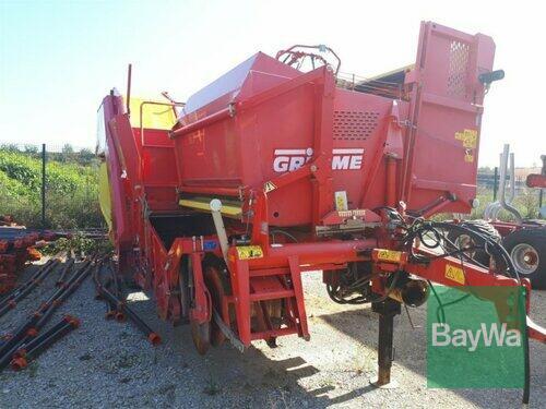 Kartoffelvollernter Grimme - SE 75-40