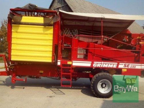 Grimme Se 140 Рік виробництва 2015 Manching