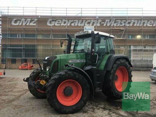 Tracteur Fendt - 718 TMS VARIO