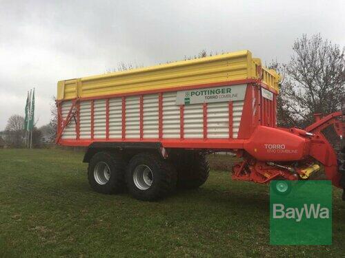 Pöttinger Torro 6510 L Combiline Ladewag Byggeår 2017 Manching