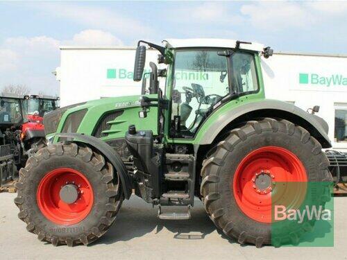 Traktor Fendt - 828 Vario S4 Profi mit Rüfa
