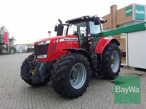 Massey Ferguson MF 7724 Dyna-6 Exclusive Årsmodell 2015 4-hjulsdrift