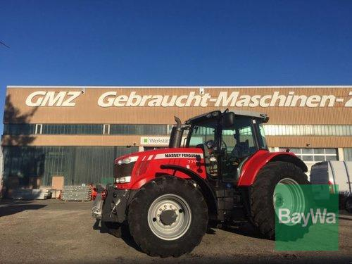 Massey Ferguson MF 7718 Dyna-6 Efficient Årsmodell 2017 4-hjulsdrift
