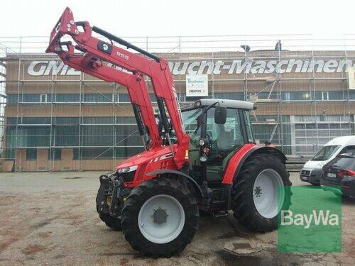 Massey Ferguson 5609 Essential + Mf 955 Frontlader Baujahr 2015