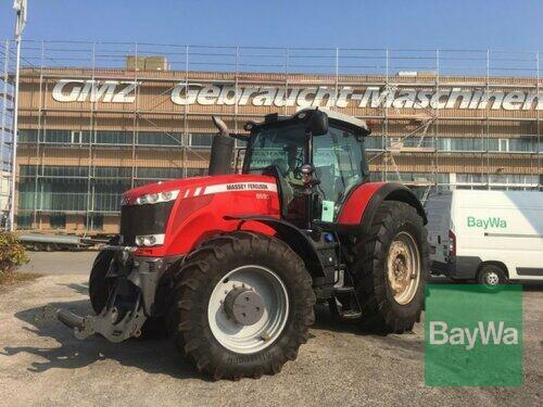 Traktor Massey Ferguson - 8690 DYNA-VT MIT RÜFA