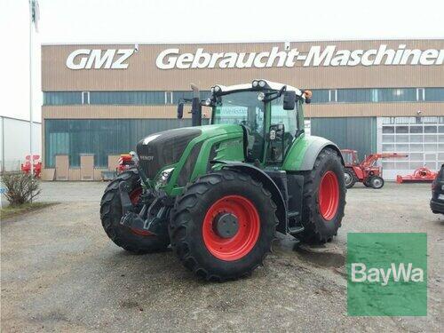 Fendt 930 Vario S4 Profi Byggeår 2015 A/C