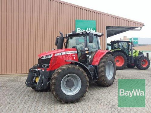 Massey Ferguson MF 7718S Dyna-6 Efficient Baujahr 2018 Manching