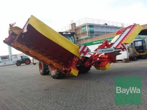 Pöttinger V10 Ed Extradry Aufbereiter anno di costruzione 2014 Manching