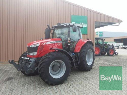 Massey Ferguson MF 7718 Dyna-VT Exclusive Έτος κατασκευής 2017 Manching