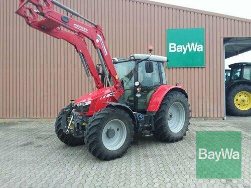 Massey Ferguson Gebr. Traktor Mf 5612 Frontlader Baujahr 2013