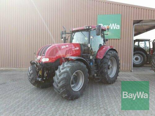 Steyr 6230 Cvt Año de fabricación 2014 Accionamiento 4 ruedas