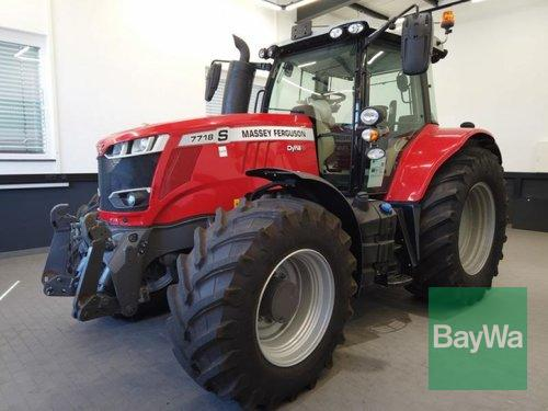 Massey Ferguson Mf7718s Dyna-6 Efficient Masse
