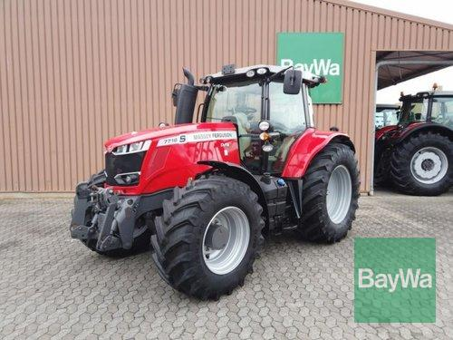 Massey Ferguson Mf7718s Dyna-6 Efficient Masse Årsmodell 2018 4-hjulsdrift