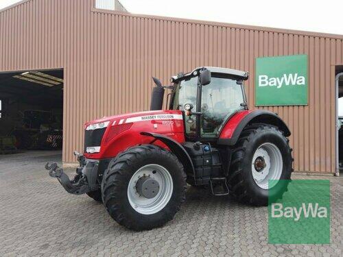 Massey Ferguson Traktor Mf8690 Godina proizvodnje 2012 Pogon na 4 kotača