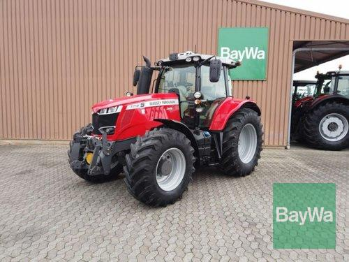 Massey Ferguson Mf 7718s Dynavt Efficient Mass Årsmodell 2018 Manching