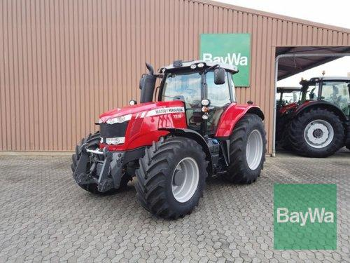 Massey Ferguson 7718 Dyna Vt Exclusive Year of Build 2017 Manching