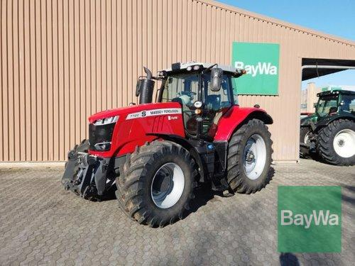 Massey Ferguson 7722s Dyna6 Exclusive Year of Build 2018 4WD