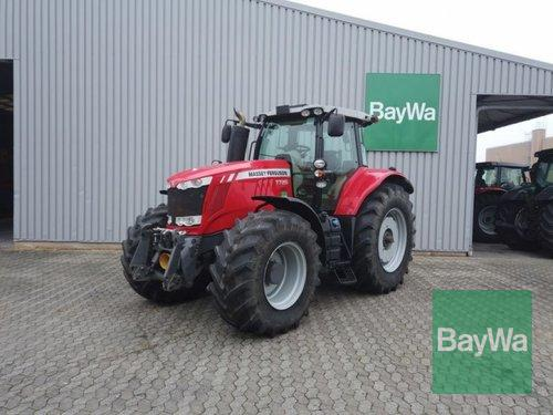 Massey Ferguson MF 7726 Dyna-VT Exclusive Year of Build 2017 4WD