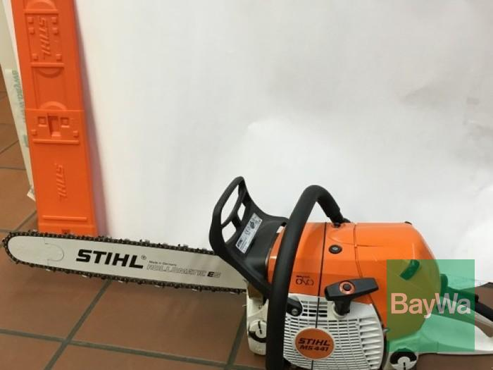 Stihl MS 441 50 CM/RSC !!Direktkaufmaschine!! www.ab-auction.com
