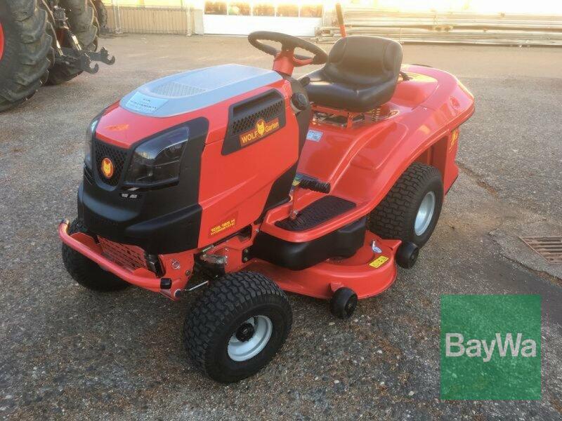 New Machine Lawn Mowers Wolf Garten 105185h