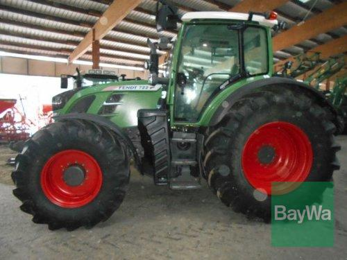 Fendt 722 Vario SCR Year of Build 2013 4WD