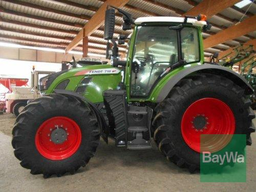 Fendt Traktor Fendt 718 Vario S4 Year of Build 2018 4WD